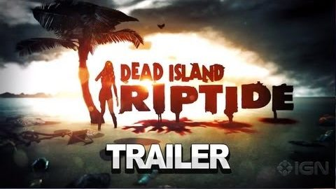 Dead Island Riptide - CGI Game Cinematic Trailer Animated short