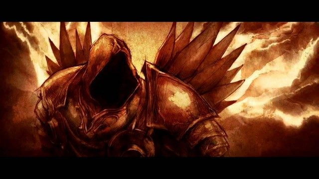 Diablo III - Game Cinematic - Tyrael's Sacrifice Animated Short