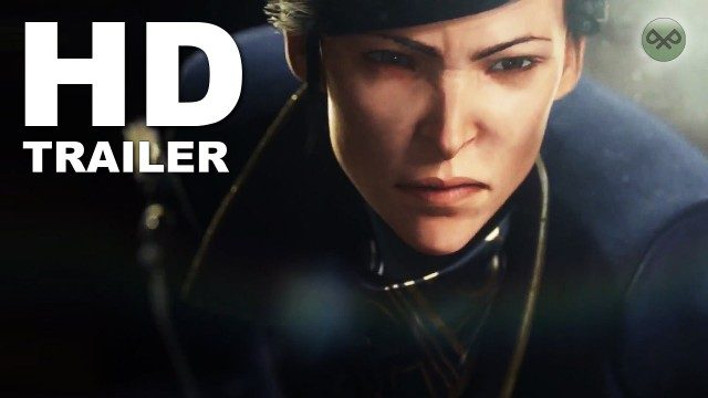 Dishonored 2 - Official Cinematic Trailer (E3 2015)