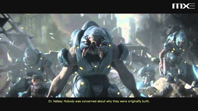 Halo 4 – Opening Game Cinematic