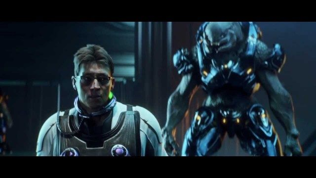 Halo 4. Spartan Ops Episode 4: Didact's Hand Game Cinematic