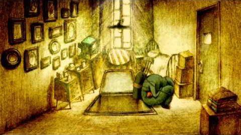 La casa de los cubos – Cortometraje de animación japonés