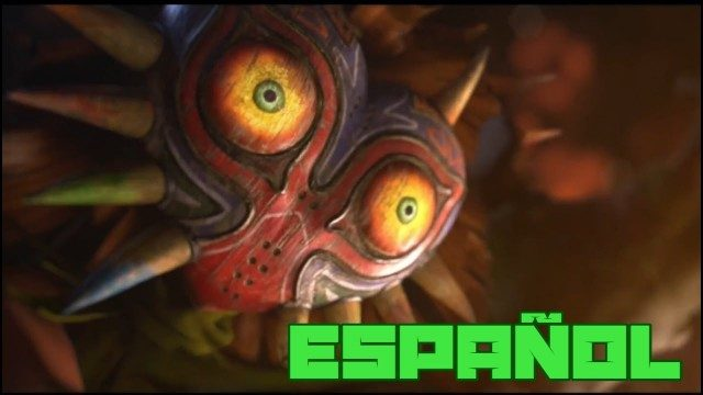 Majora's Mask - Terrible Fate. The legend of Zelda