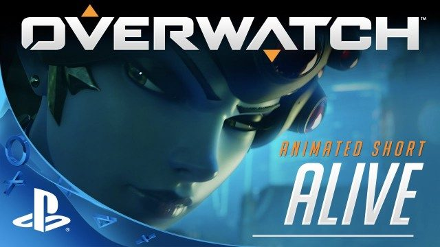 Overwatch - Alive Animated Cinematic Short Game Cinematic