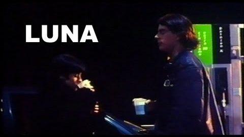 Luna. Cortometraje español de Alejandro Amenábar con Eduardo Noriega