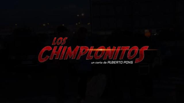 Los Chimplonitos. Cortometraje español de aventuras de Alberto Pons