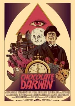Chocolate Darwin cortometraje cartel