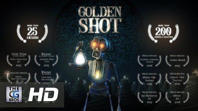 Golden Shot. Cortometraje turco de animación y cine fantásico