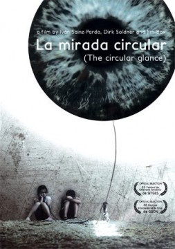 La mirada circular cortometraje cartel poster