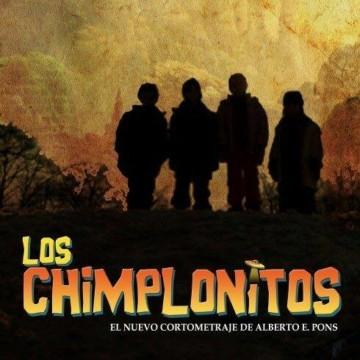 Los Chimplonitos cortometraje cartel