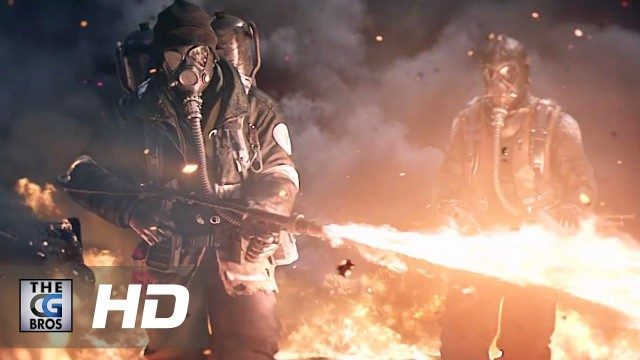 The Division: Yesterday Cinematic Game Trailer by Unit Image