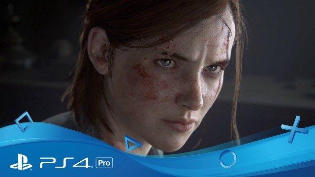 The Last Of Us Part II Game Cinematic Trailer – Paris Games Week 2017