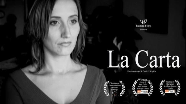 La Carta. Cortometraje español de Cucho L. Capilla con Gema Pérez