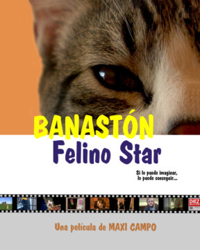 Banaston Felino Star webserie cartel poster