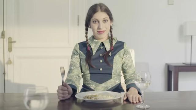 Betty. Cortometraje uruguayo de cine fantástico de Lucía Nieto Salazar