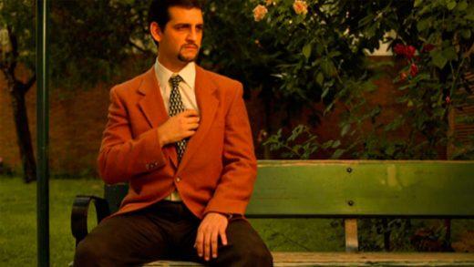 El opositor. Cortometraje español protagonizado por Fran Perea