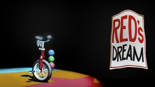 El sueño de Red Red's Dream Cortometraje animación Pixar