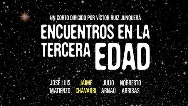 Encuentros en la tercera edad. Corto español humor y ciencia-ficción