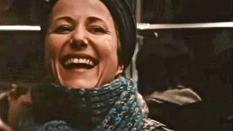 Merci! Cortometraje belga de comedia dirigido por Christine Rabette