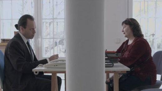 Por encima. Cortometraje y drama español de Pablo Medina