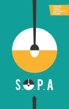 SOPA corto cartel poster