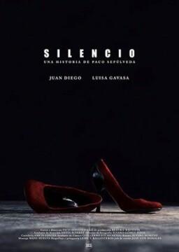 Silencio corto cartel poster