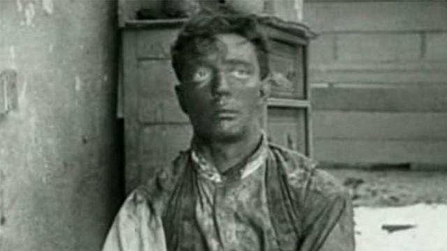 Vecinos Cortometraje de cine mudo de Buster Keaton