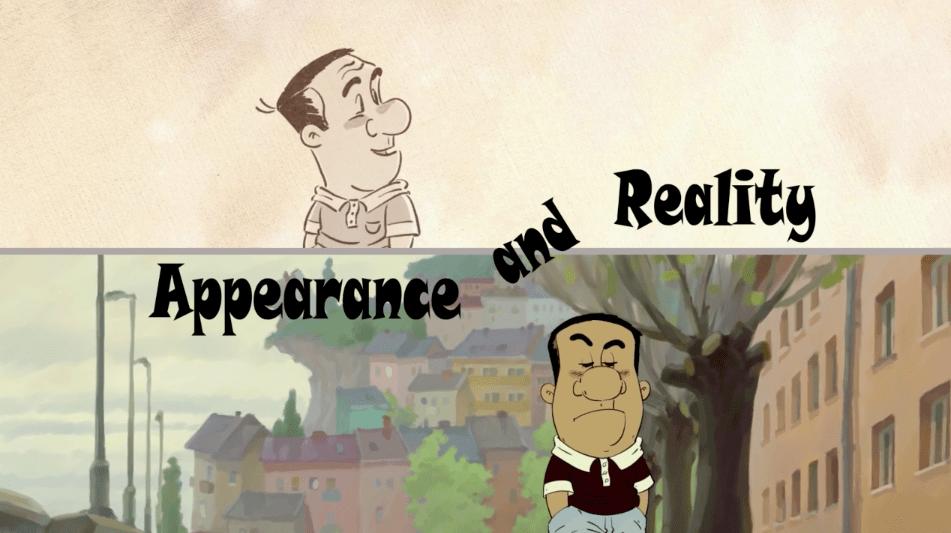 Appearance and Reality. Cortometraje húngaro de Elena Rogova y Zhenia Pavlenko