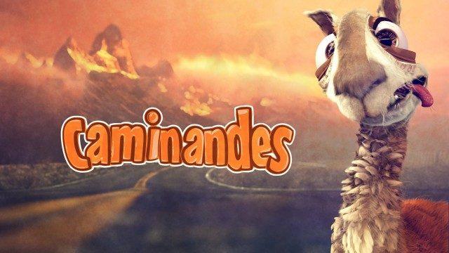 Caminandes:Episodio 1-Llama Drama. Cortometraje de animación Blender