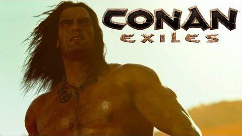 Conan Exiles – Official Cinematic Trailer