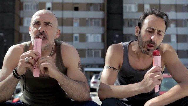 El Calipo. Cortometraje español con Víctor Benjumea y Salvador Román