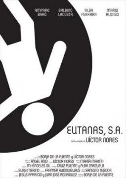 Eutanas, S.A. cortometraje cartel poster