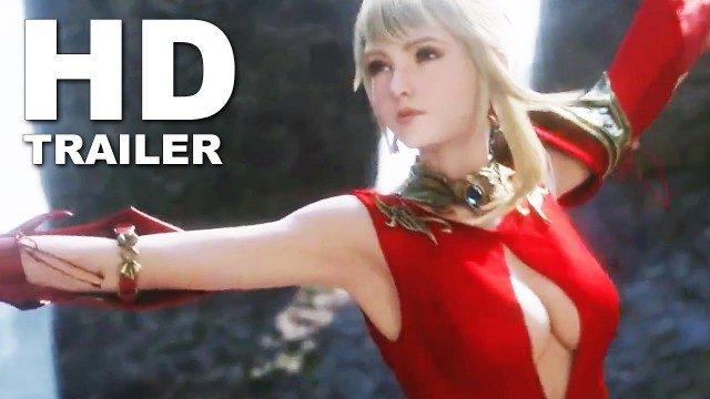 FINAL FANTASY XIV – Stormblood Game Cinematic Trailer