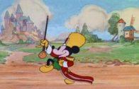 Desfile de nominados al oscar. Un Cortometraje de Walt Disney