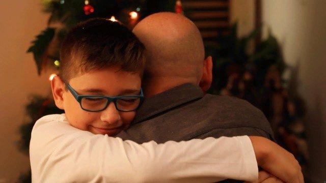 La Navidad de los Niños. Cortometraje español del taller Cine Kids
