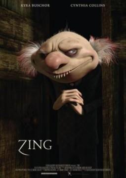 Zing cortometraje cartel poster