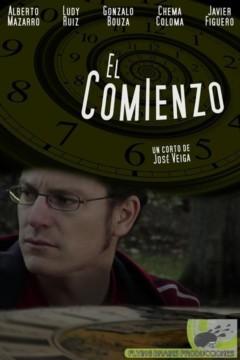 El Comienzo cortometraje cartel