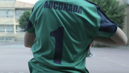 Arconada. Cortometraje español de Julio Mazarico sobre el bullying