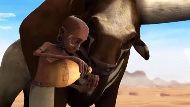 Arid. Cortometraje sudafricano de animación de Charl Van Der Merwe