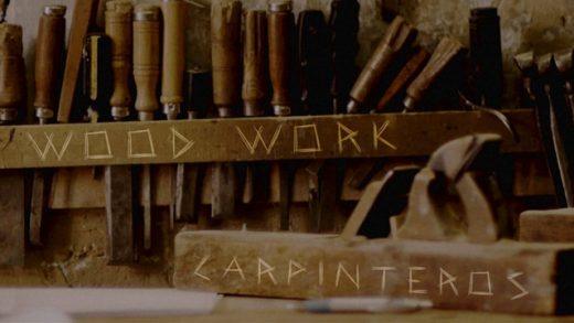Carpinteros - Wood Work. Cortometraje de Alejandro Suárez Lozano