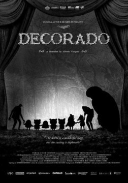 Decorado Cortometraje cartel