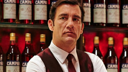 Killer in red. Cortometraje italiano protagonizado por Clive Owen
