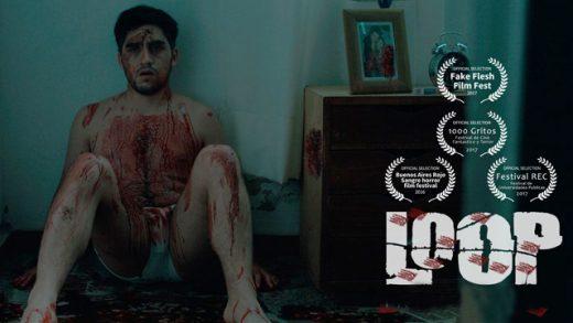 Loop. Cortometraje argentino de terror y suspense de Juan Mirarchi