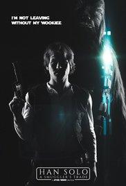 Han Solo: A Smuggler's Trade cortometraje cartel