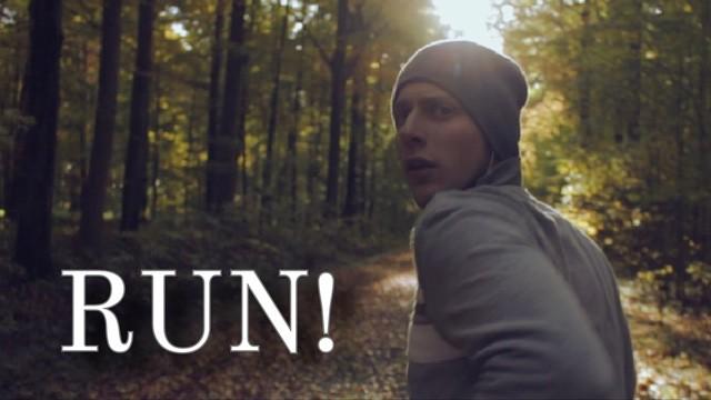 Run! Cortometraje alemán de terror de Nico Schröeder con Patrick Ernst