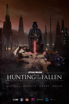 Star-Wars-360-VR-Hunting-of-the-Fallen cortometraje cartel