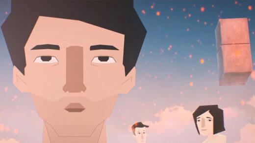 Stellar. Cortometraje de animación de Laura Hoejbrg Kunov