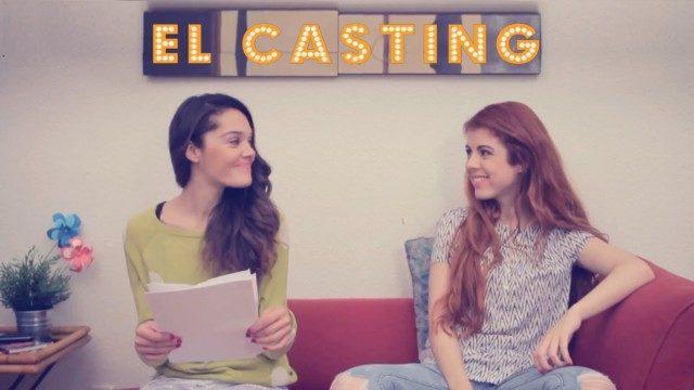 El casting. Cortometraje español de Inés de León con Ana Rujas