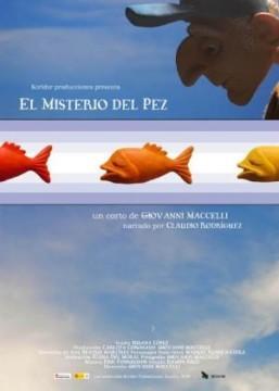 El misterio del pez cortometraje cartel