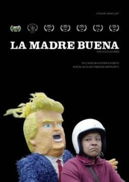 La madre buena cortometraje cartel